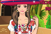 game Mexican Girl Make-up
