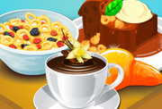 game Milk Cereals And Pudding