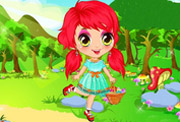 game Mushroom Garden Dress Up