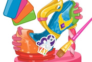 game My Little Pony Shoes Designer