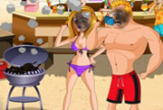 game Naughty Beach Party