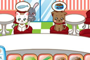 game Pet Restaurant