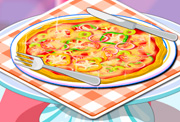 game Pizza Hidden Objects