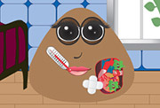 game Pou Girl Heart Surgery
