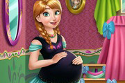 game Pregnant Anna Maternity Deco