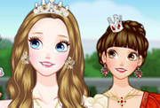 game Princess Hair Salon 2