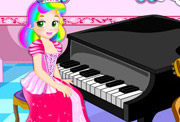 game Princess Juliet Piano Lesson