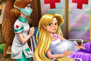 game Rapunzel Birth Care