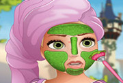 game Rapunzel Great Makeover