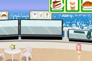 game Seaside Cafe