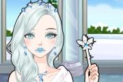 game Snow Queen Makeover