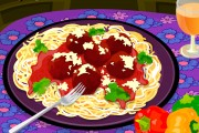 game Spaghetti with Meatballs
