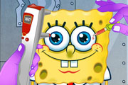game Spongebob Eye Doctor