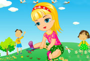 game Summer Baby Dress Up