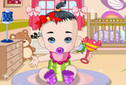 game Sweet Baby Dressup
