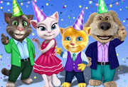 game Talking Tom Friendship Day
