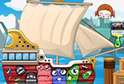 game Teen Pirate Ship Wash